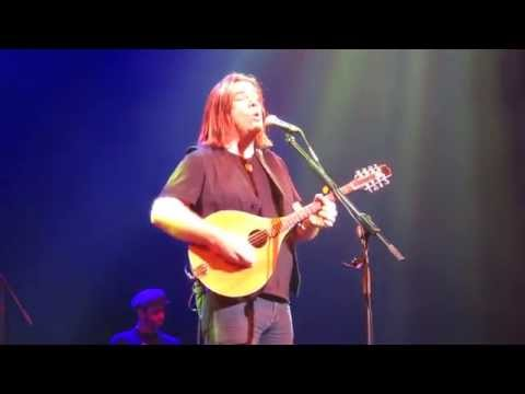 Take Us Home (live debut), Alan Doyle Band, Centre In The Square, Kitchener ON