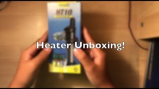 Submersible Heater Unboxing!!