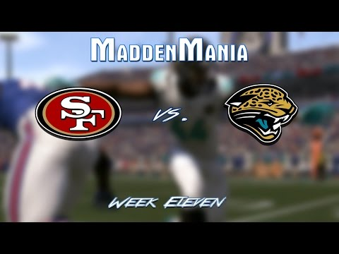 Week Eleven | 49ers at Jaguars