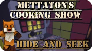 Mettaton's Cooking Show - Minecraft Hide And Seek With MiniFox