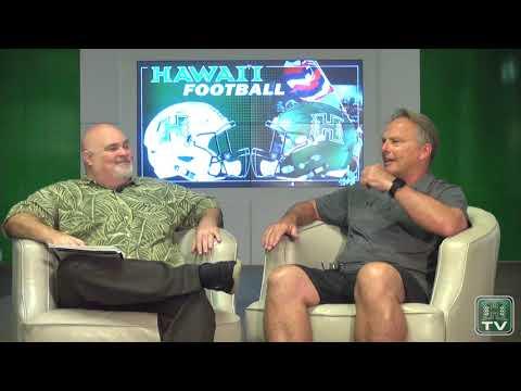 Hawaii Football - Assistant Head Coach Mark Banker