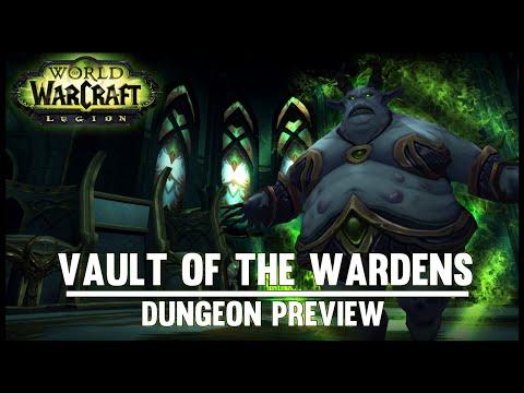 Vault of the Wardens - Legion Alpha - FATBOSS