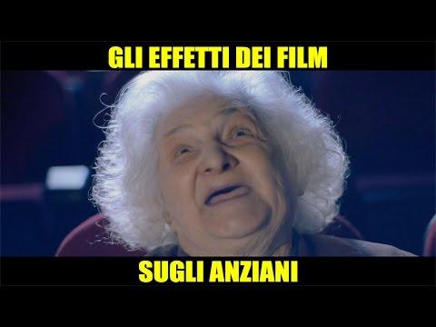 GLI EFFETTI DEI FILM SUGLI ANZIANI - PARODIA Guardiani Della Galassia - iPantellas