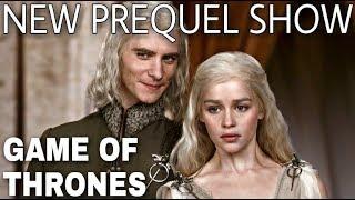 House Targaryen: New Game of Thrones Prequel Series!