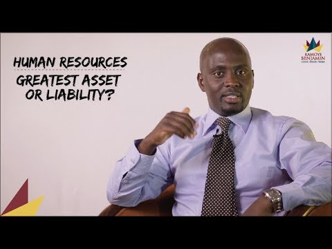 Human Resources   Asset or Liability