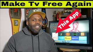 Free Tv - Locast Tv App - Putting Fear In The Heart Of Big Entertainment Companies