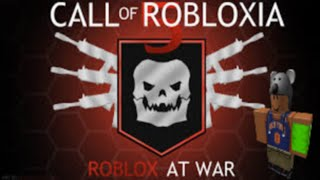 Roblox: Call Of Robloxia 5 World At War - Noob Moves?! w/IMakeThose