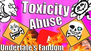 How Undertale Got Its TOXIC Fandom - The Fandom Files