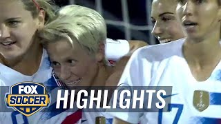 Megan Rapinoe doubles the USWNT's lead vs. Jamaica | 2018 CONCACAF Women's Championship
