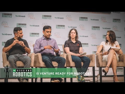 Is Venture Ready for Robotics? with Manish Kothari, Josh Wolfe and Helen Zelman