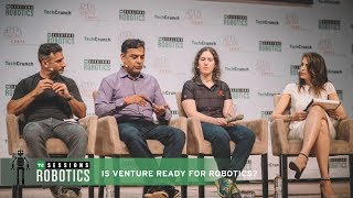 Is Venture Ready for Robotics? with Manish Kothari, Josh Wolfe and Helen Zelman thumbnail