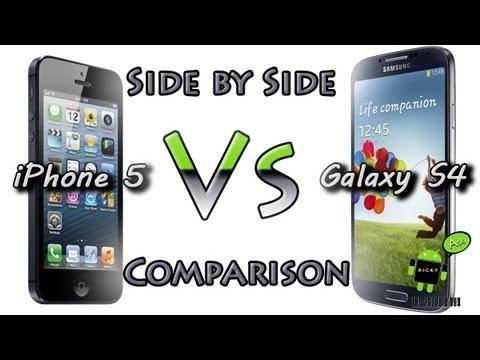 iphone 5 vs s4 mini battery life