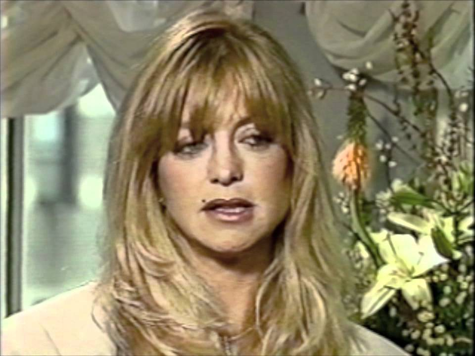 JIM WHALEY Interview With GOLDIE HAWN
