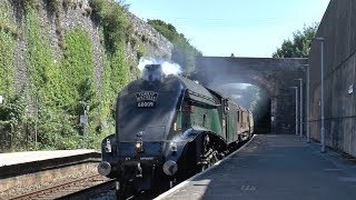 60009 Union of South Africa Torbay Express 15 07 18