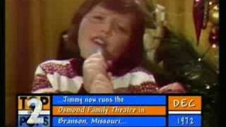 Jimmy Osmond - Long Haired Lover From Liverpool [totp2]