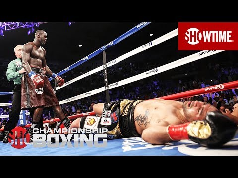 Deontay Wilder Defends WBC Heavyweight Championship with Round 9 Knockout over Eric Molina