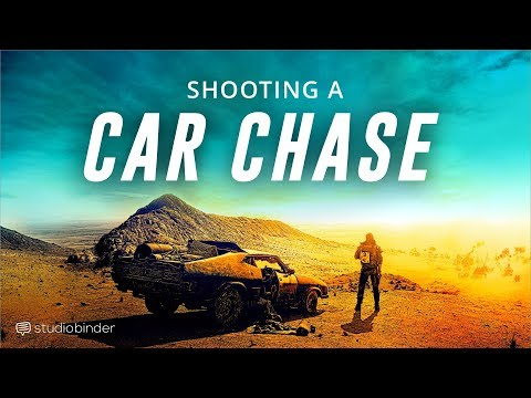 How to Shoot a Killer Car Chase Scene [Mad Max Fury Road Analysis] #carchasescene