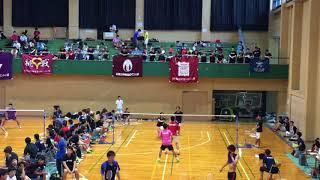 2017年9月12日に龍谷大学の深草キャンパスで行われた、関西秋季リーグ戦...