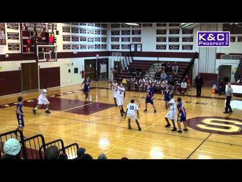 "Billy Doucett Basketball Highlight Video - 6'1"" Forward - Greenport High School (NY) 2013"