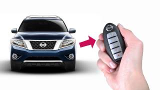 2015 NISSAN Pathfinder - Remote Engine Start (if so equipped)
