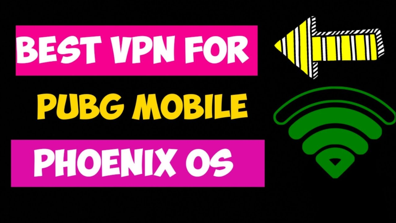 Best vpn for pubg mobile phoenix os | with gameplay |