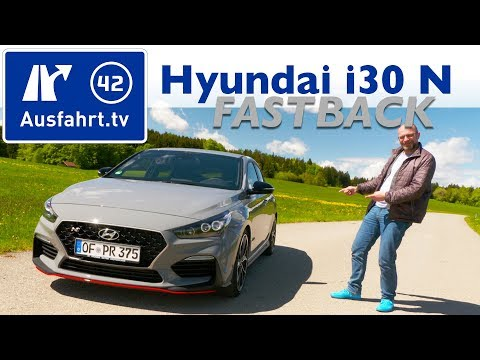 2019 Hyundai I30 Fastback N Performance (PD) - Kaufberatung, Test Deutsch, Review, Fahrbericht