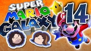 Super Mario Galaxy: Good for the Brain - PART 14 - Game Grumps