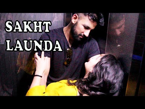 When Sakht Launda gets trapped in a lift with a hot girl   Idiotic Launda ft Rahul Sehrawat