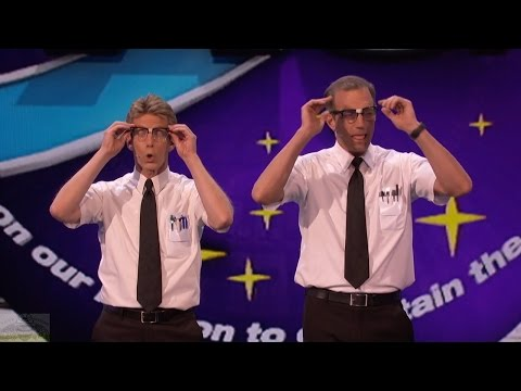 America's Got Talent 2016 The Passing Zone Hilarious Jugglers Live Shows Round 3 S11E16
