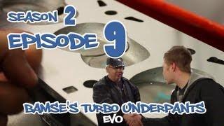 Bamse's Turbo Underpants 2 - Episode 9 - Evo