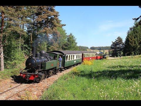 Les trains du Velay