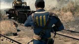 Fallout 4 Official Trailer | THE WANDERER