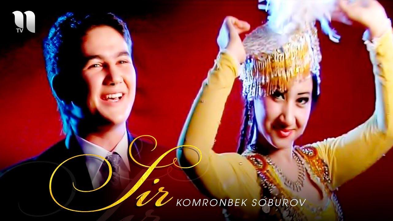 Komronbek Soburov - Sir