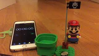 Lego Mario Starter Course Any% Speedrun in 00:00.69 (WR)