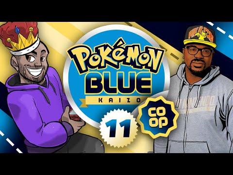 "Pokemon Blue Kaizo Co-op w/ TheKingNappy & shofu! - Ep 11 ""SILPH CO. 2.0"""