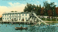 Vintage Scenes of Meyers Lake Amusement Park, Canton Ohio