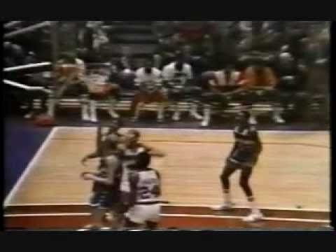 INTRO 1980 NBA Finals   Lakers 76ers