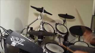 Finally got a way to record my drums, so I thought I'd make Trigun the first video.