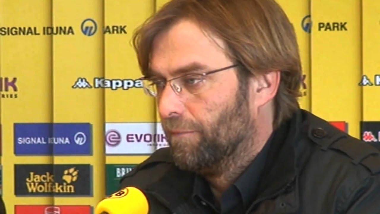 Pressekonferenz BVB - 1 FC Köln vom 02.03.2011