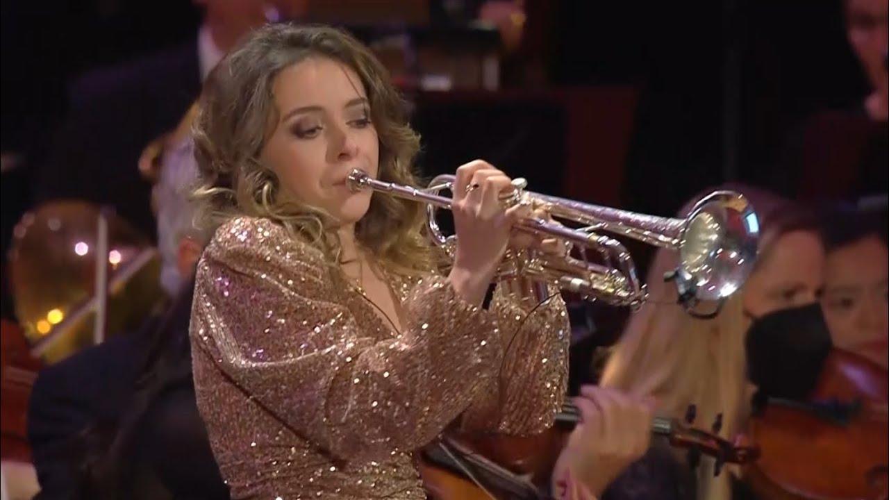 "Lucienne Renaudin Vary plays ""María de Buenos Aires"" (Piazzolla) at the OPUS KLASSIK 2021 Gala"