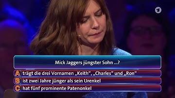 Wer weiß denn sowas vom 28.04.2020 mit Josefine Preuß und Jürgen Prochnow/ ARD (18:00 Uhr)