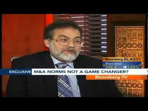 """In Conversation- """"Telecom M&A Norms On Expected Lines"""""""