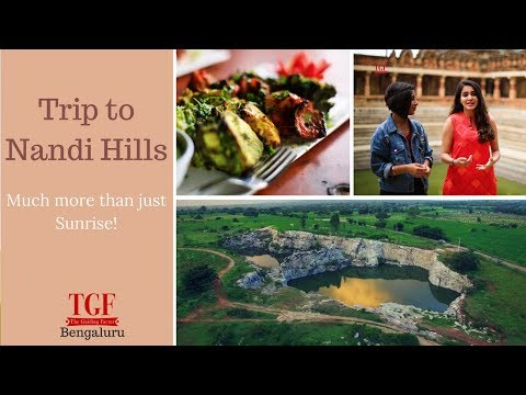 Nandi Hill only for Sunrise? Not Exactly! Weekend Trip to Nandi Hills  bengaluru travel guide
