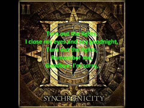 Mutiny Within - Lights Lyrics Video