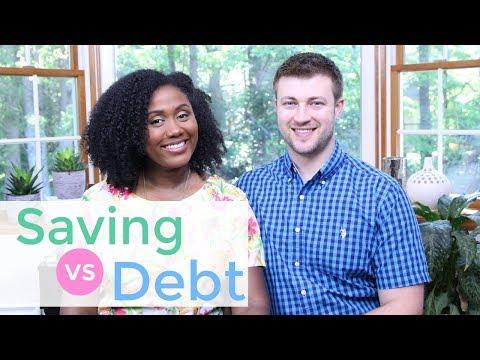 Saving Vs Paying Down Debt
