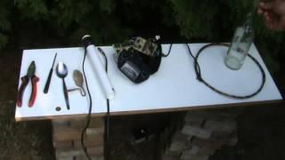 detector wykrywacz metali PI z dyskryminacją , pinpointer