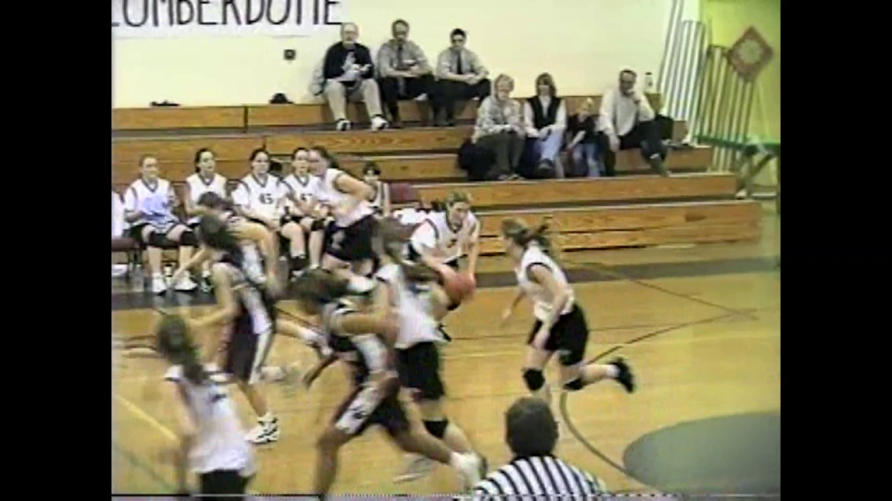 NCCS - Tupper Lake JV Girls  1-30-98