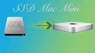 Второй SSD Mac Mini 2012