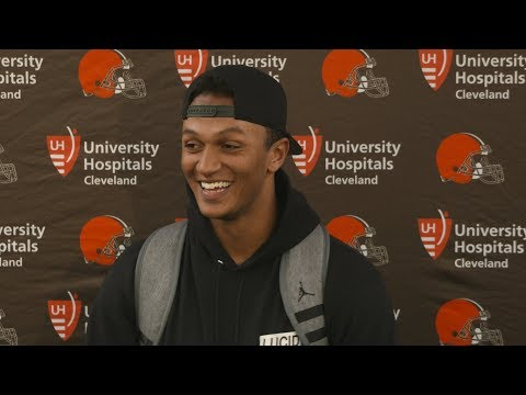 DeShone Kizer: Josh Gordon is going to be a great asset