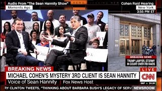 Sean Hannity Flat Out Denies Any Client/Attorney Relationship With Cohen